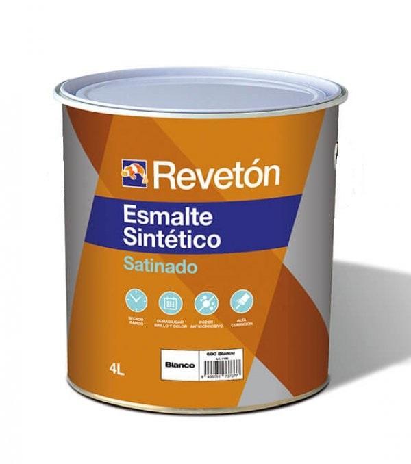 Revetón Esmalte sintético satinado 750ml