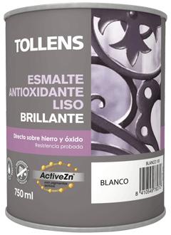 Tollens Esmalte antioxidante metalizado 250ml-750ml