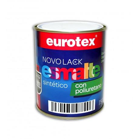 Eurotex Esmalte anticalórico aluminio 4 L