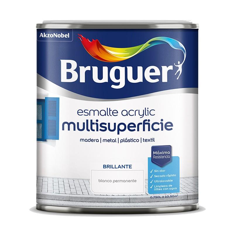 Bruguer Esmalte acrylic multisuperficie brillo 250ml - 750ml