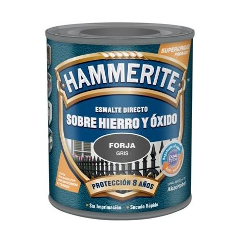 Hammerite Esmalte antioxidante forja  5 L