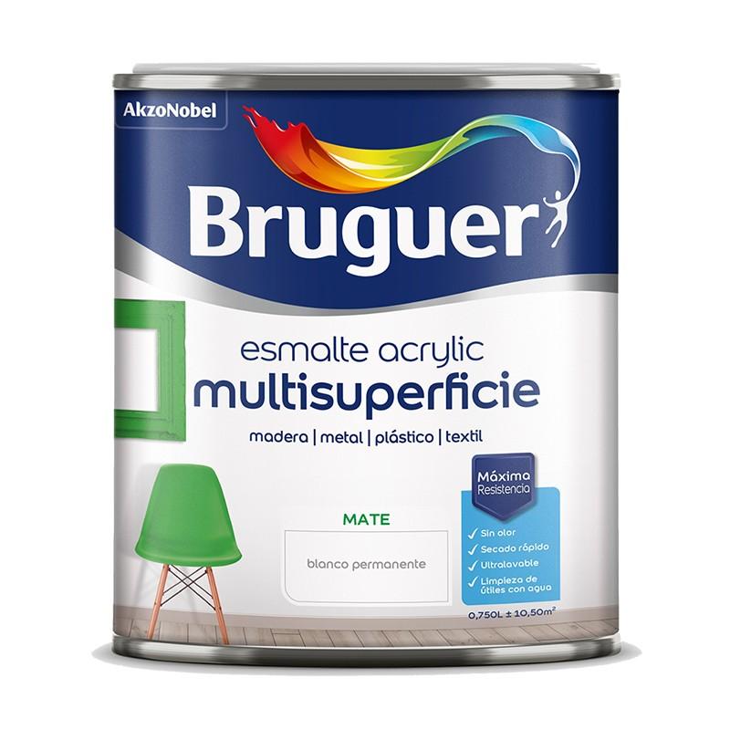 Bruguer Esmalte acrílico mate 250ml - 750ml
