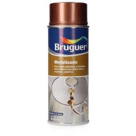 Bruguer Spray metalizado 400 ml