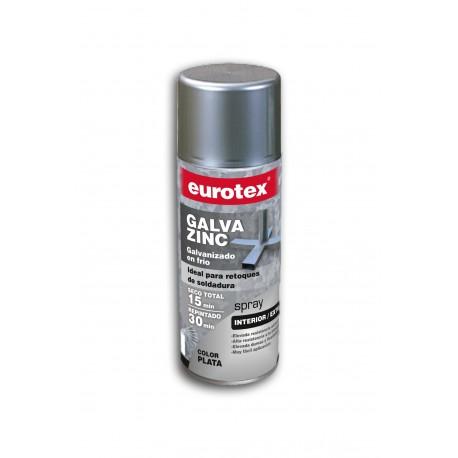 Eurotex Spray galvanizado en frio 400ml
