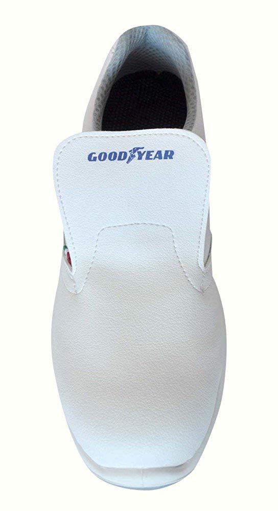 Good year Calzado de seguridad blanco