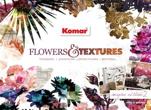 Komar Flowers & Textures