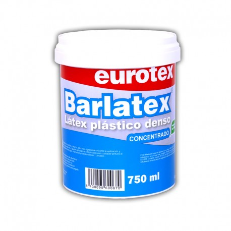 Eurotex Latex plástico  750ml