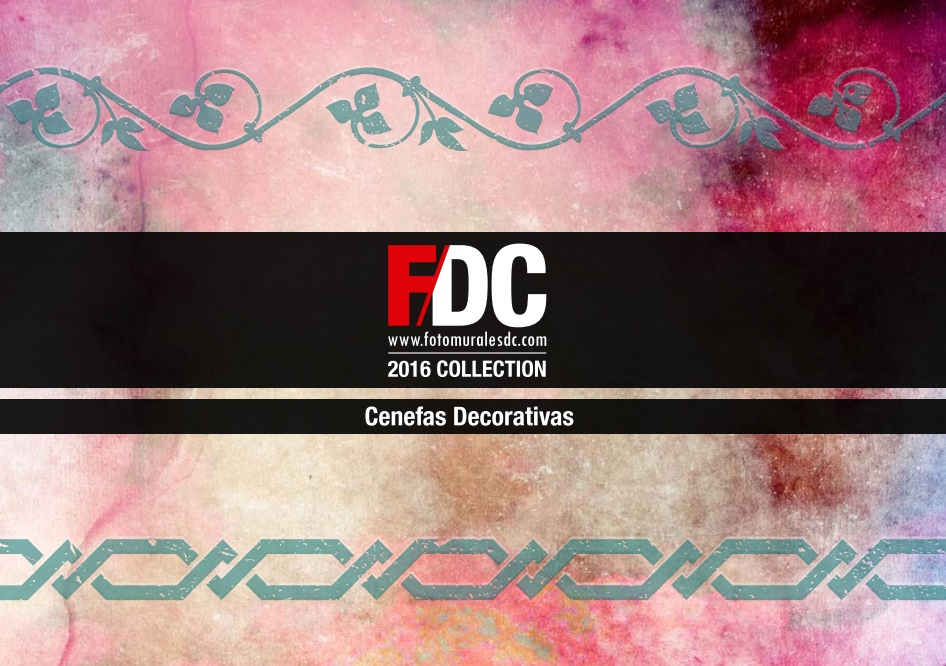 FDC Cenefas decorativas