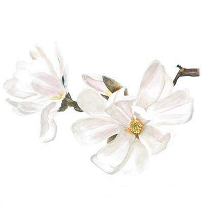 FDC Vinilo floral 1005