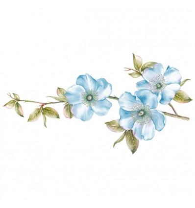 FDC Vinilo floral 1006