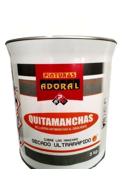 Adoral Pintura antimanchas al disolvente 25kg