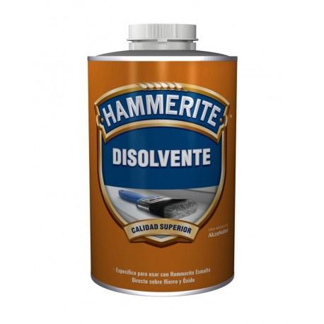 Hammerite Disolvente calidad superior 1 litro CON TARA ESTÉTICA