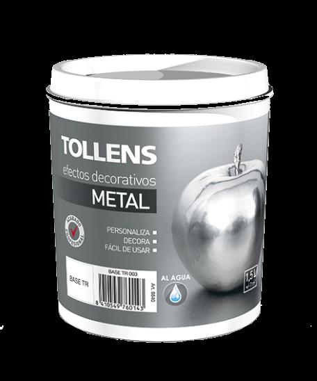 Tollens Metal efecto metalizado 1,5 L