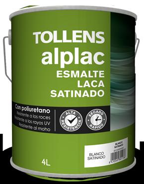 Tollens Esmalte laca satinado con poliuretano  4 L