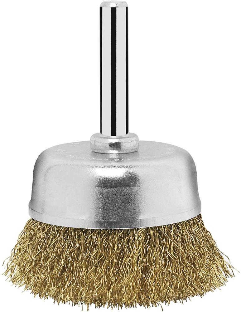 Cepillo de alambre 50mm para taladro
