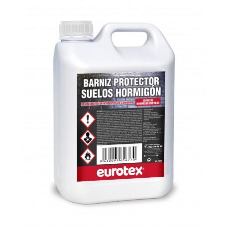 Barniz-resina para suelos de hormigón 25L