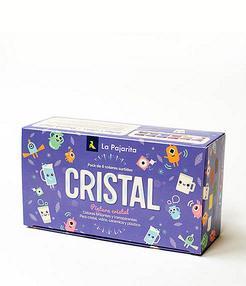 La Pajarita Pintura para cristal surtido