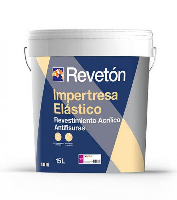 Revetón Revestimiento elástico antifisuras 15 L