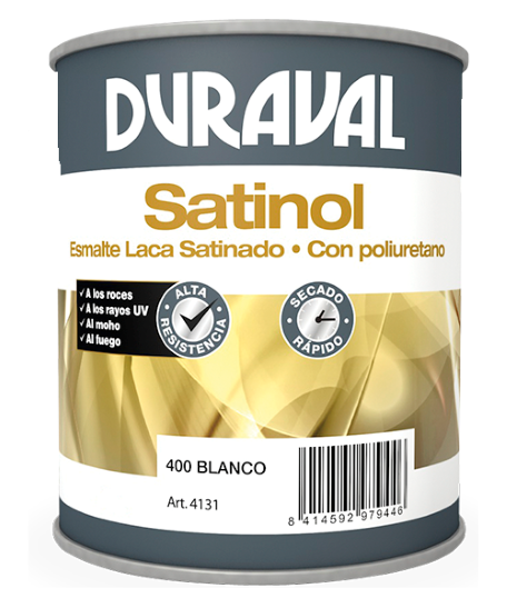 Duraval Esmalte sintético satinado 250ml