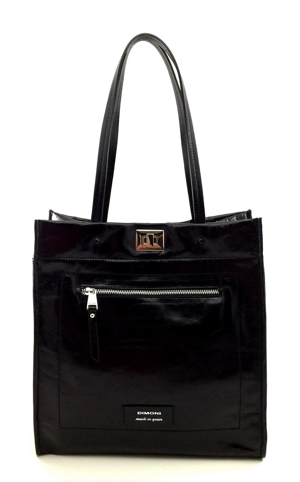 DIMONI SHOPPER NEGRO