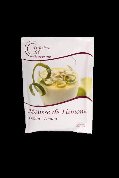 El Rebost del Maresme Mousse de limón