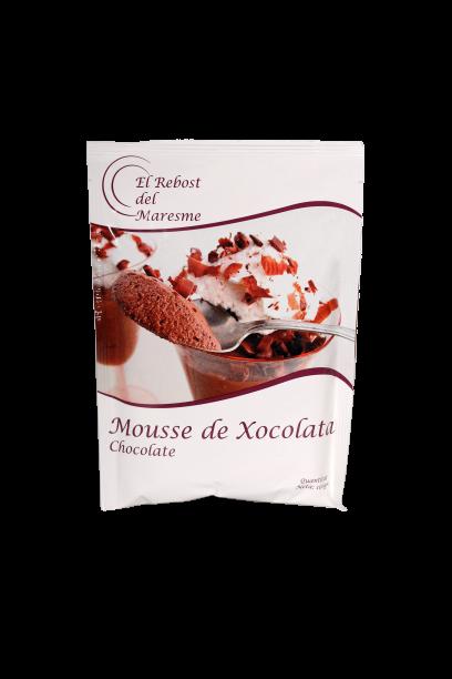 El Rebost del Maresme Mousse de Chocolate