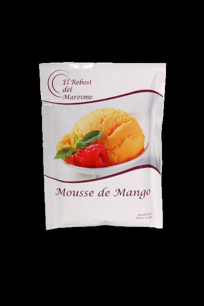 El Rebost del Maresme Mousse de Mango