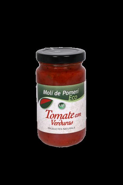 Molí de Pomerí Salsa Tomate con Verduras 200g ECO