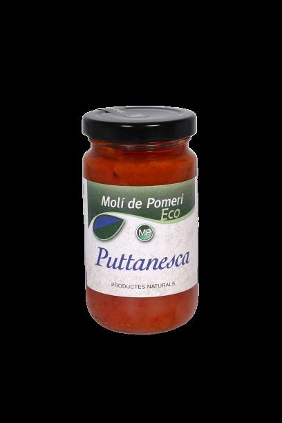 Molí de Pomerí Salsa Puttanesca 200g ECO