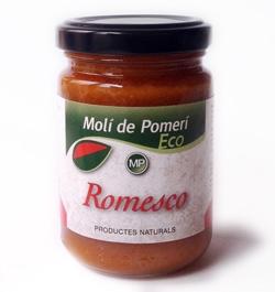 Molí de Pomerí Salsa Romesco 140g ECO