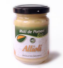 Salsa Allioli 140g ECO Molí de Pomerí