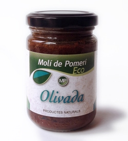 Molí de Pomerí Salsa Olivada 140g ECO
