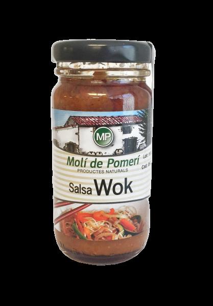 Molí de Pomerí Salsa Wok Molí de Pomerí