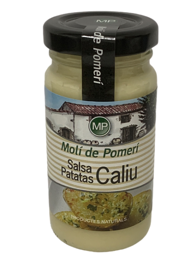 Molí de Pomerí Salsa Alcaliu Molí de Pomerí