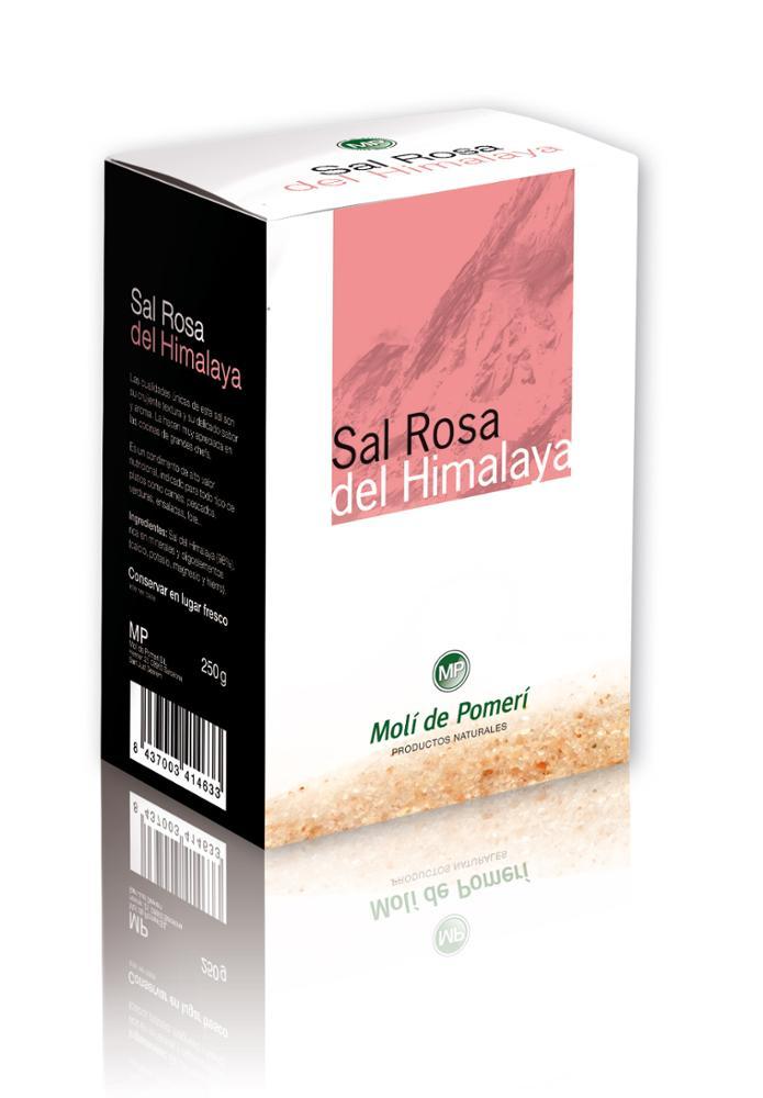 Molí de Pomerí Sal Rosa del Himalaya  Molí de Pomerí