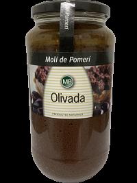 Molí de Pomerí Olivada Negra 900gr
