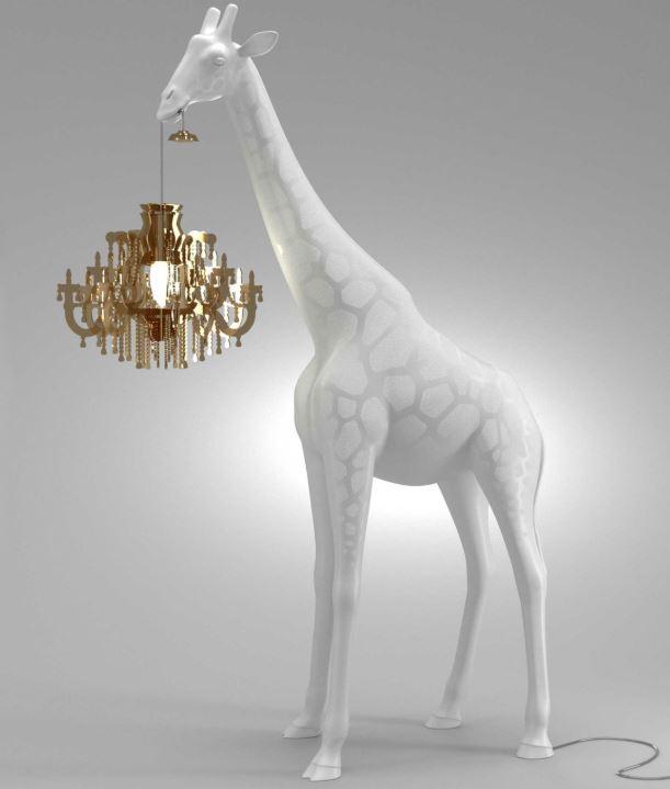 Lámpara Giraffe in love