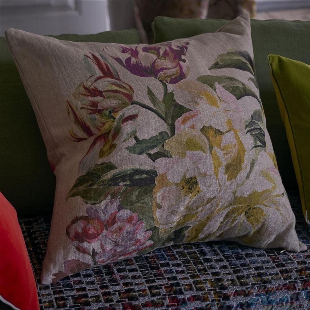 Cojín Delft Flower Tuberose