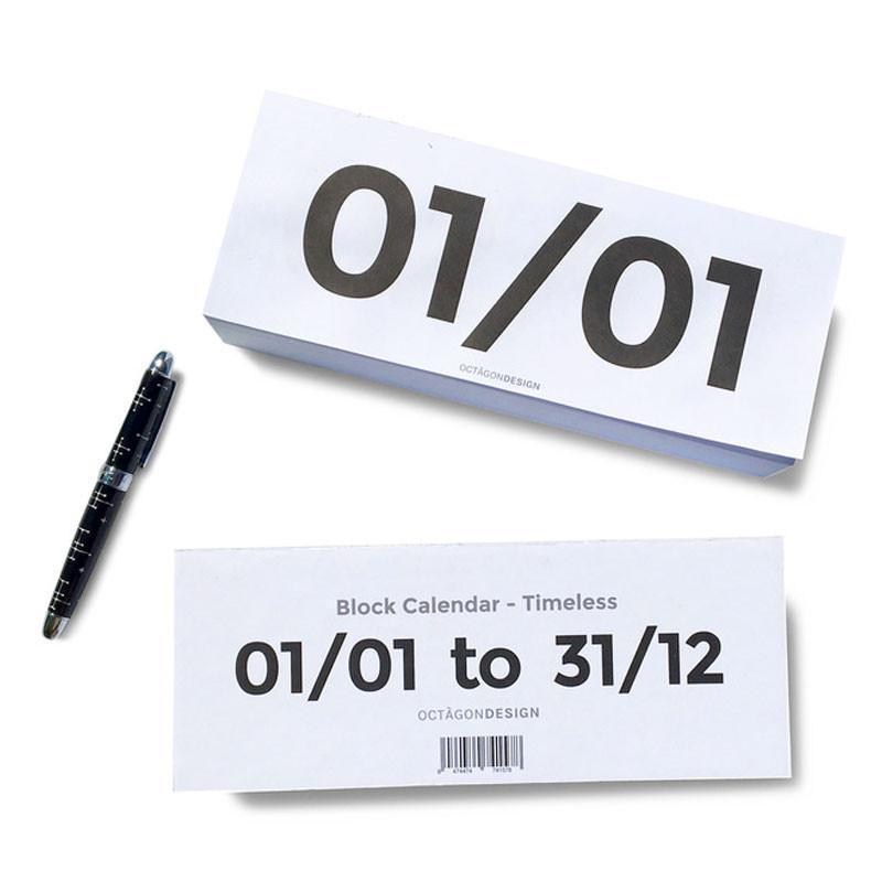 Bloc Calendario