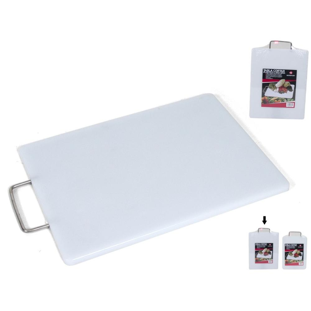 TABLA CORTAR FU006-2 PLASTICO C/ASA PEQ