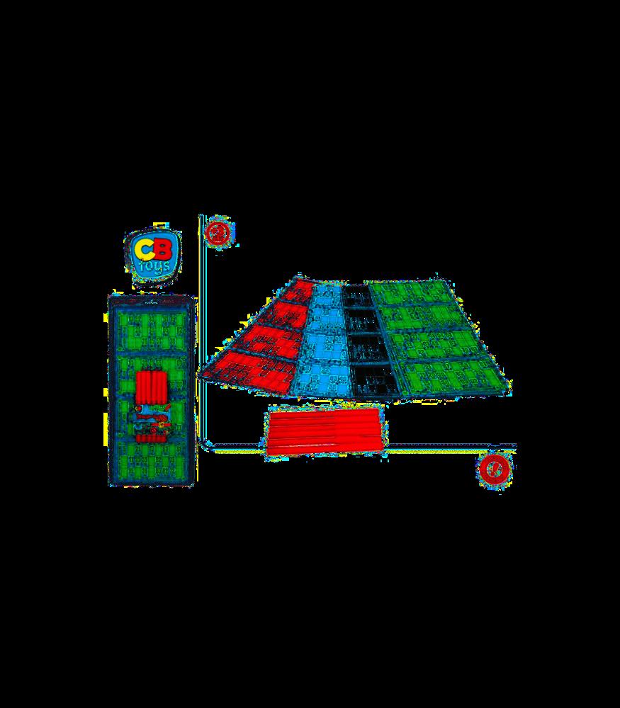 180 Cartones + 6 Rotuladores Bingo