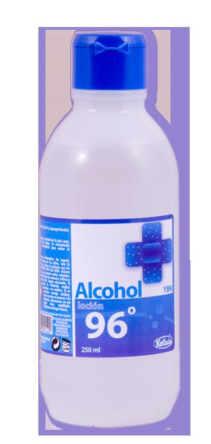 Alcohol de 96º