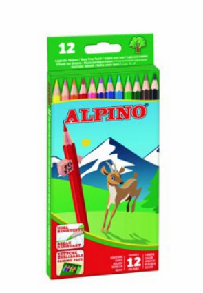 ALPINO LAPIZ  COLORES