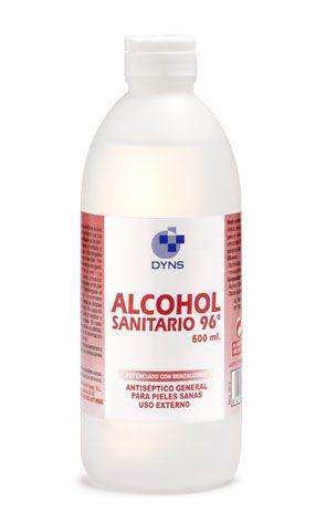 Alcohol Sanitario 96º