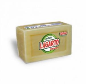 JABON LIMPIEZA NATURAL 400 GR 400GR LAGARTO
