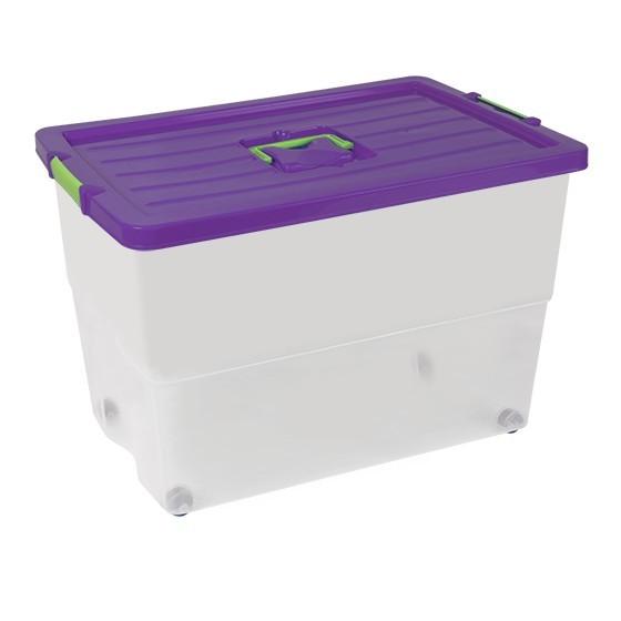 HIGH BOX CON RUEDAS Nº 78 – 78 LITROS
