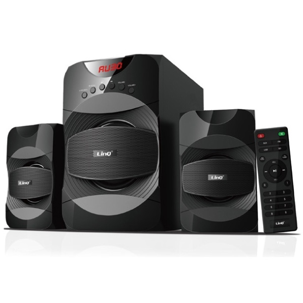 LINQ A3301 2.1 HOME THEATRE SPEAKER SYSTEM