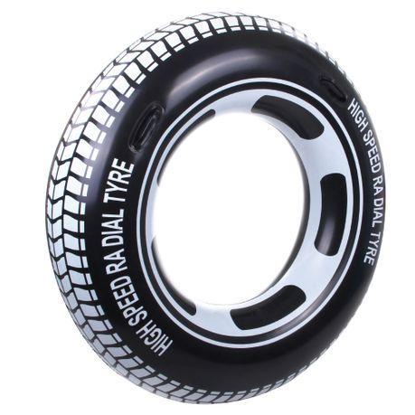 Neumáticos de asiento Asiento de natación Ø 110 x 25 cm