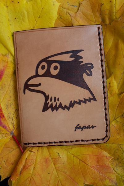 Taller Espeleta Cartera águila pescadora