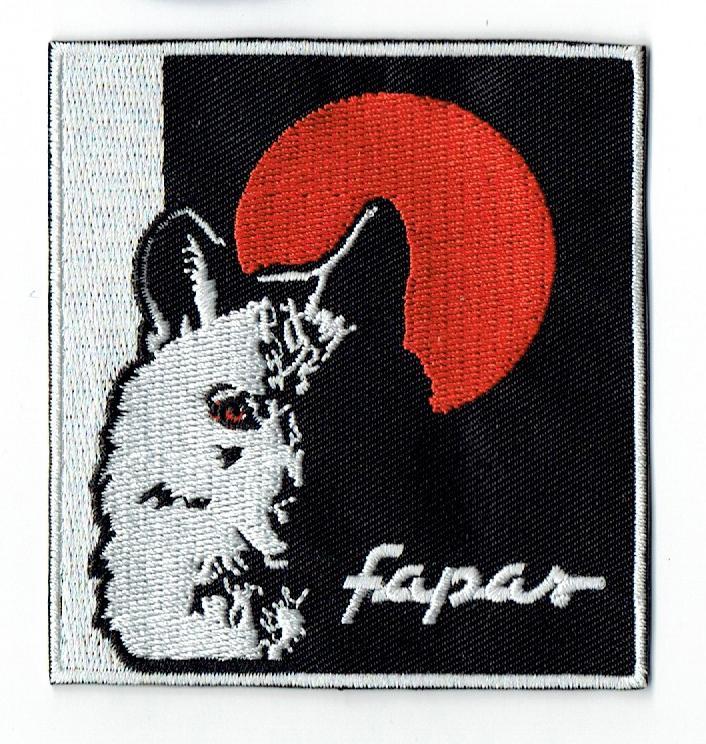 Fapas Emblema lobo